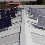 Instalación Solar Nave Ecogal Energía