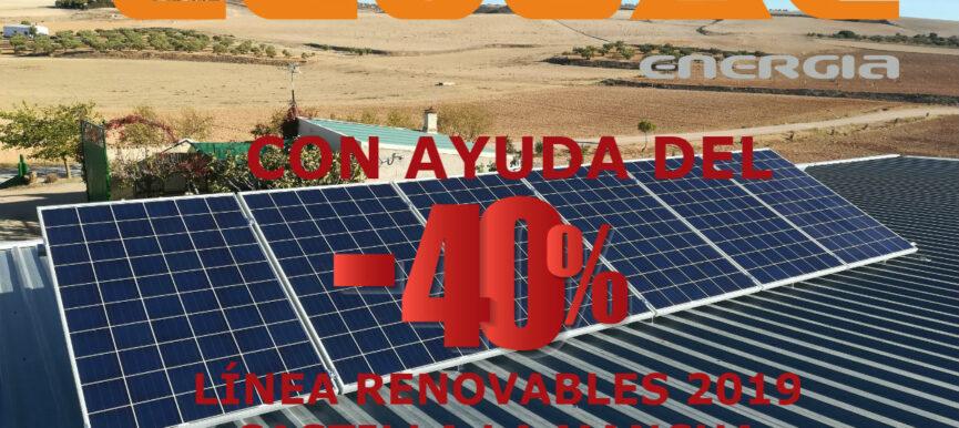 Instalación Solar Nave Agrícola en Belmonte
