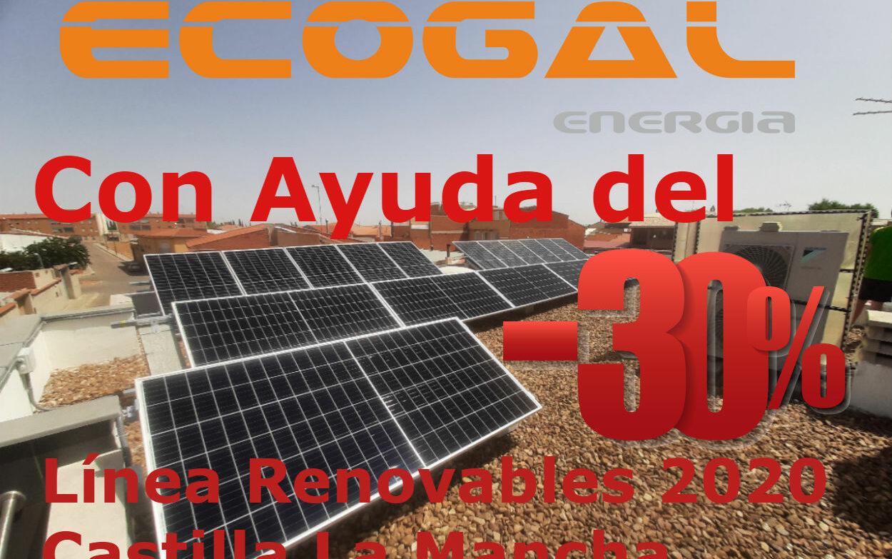 AUTOCONSUMO SOLAR DE 7.200 Wp PARA AEROTERMIA EN LA SOLANA
