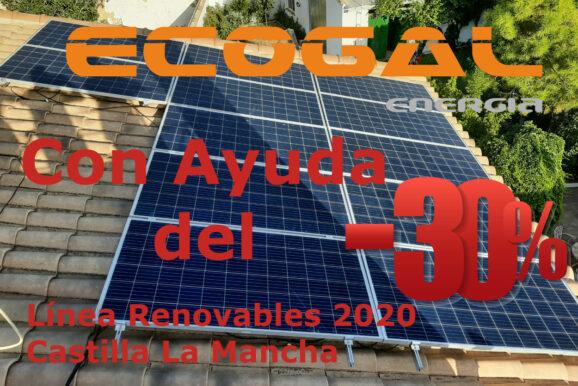 VIVIENDA DE 3.960 Wp  EN AUTOCONSUMO SOLAR