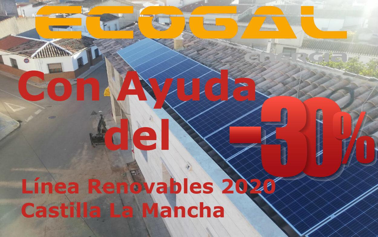 Instalación de Placas Solares en Villarrobledo (AB)