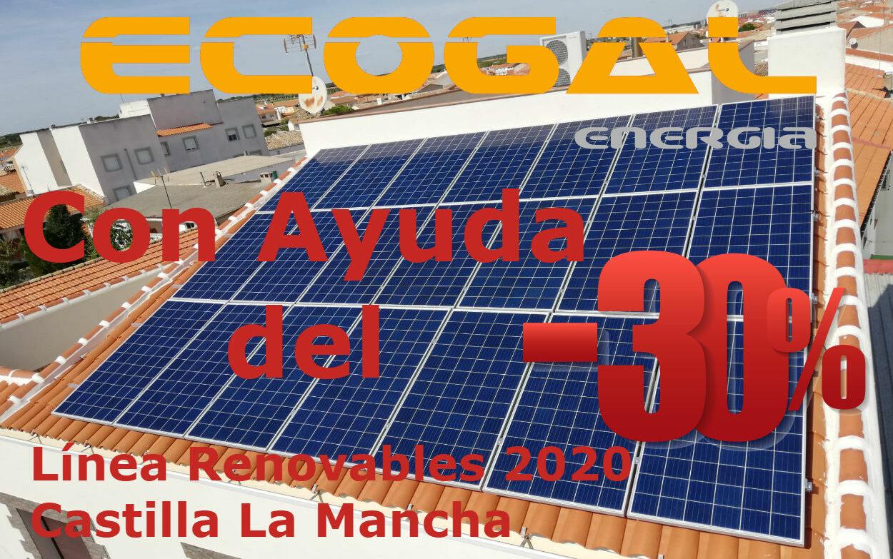 Aerotermia con Paneles Solares en una vivienda en Cuenca