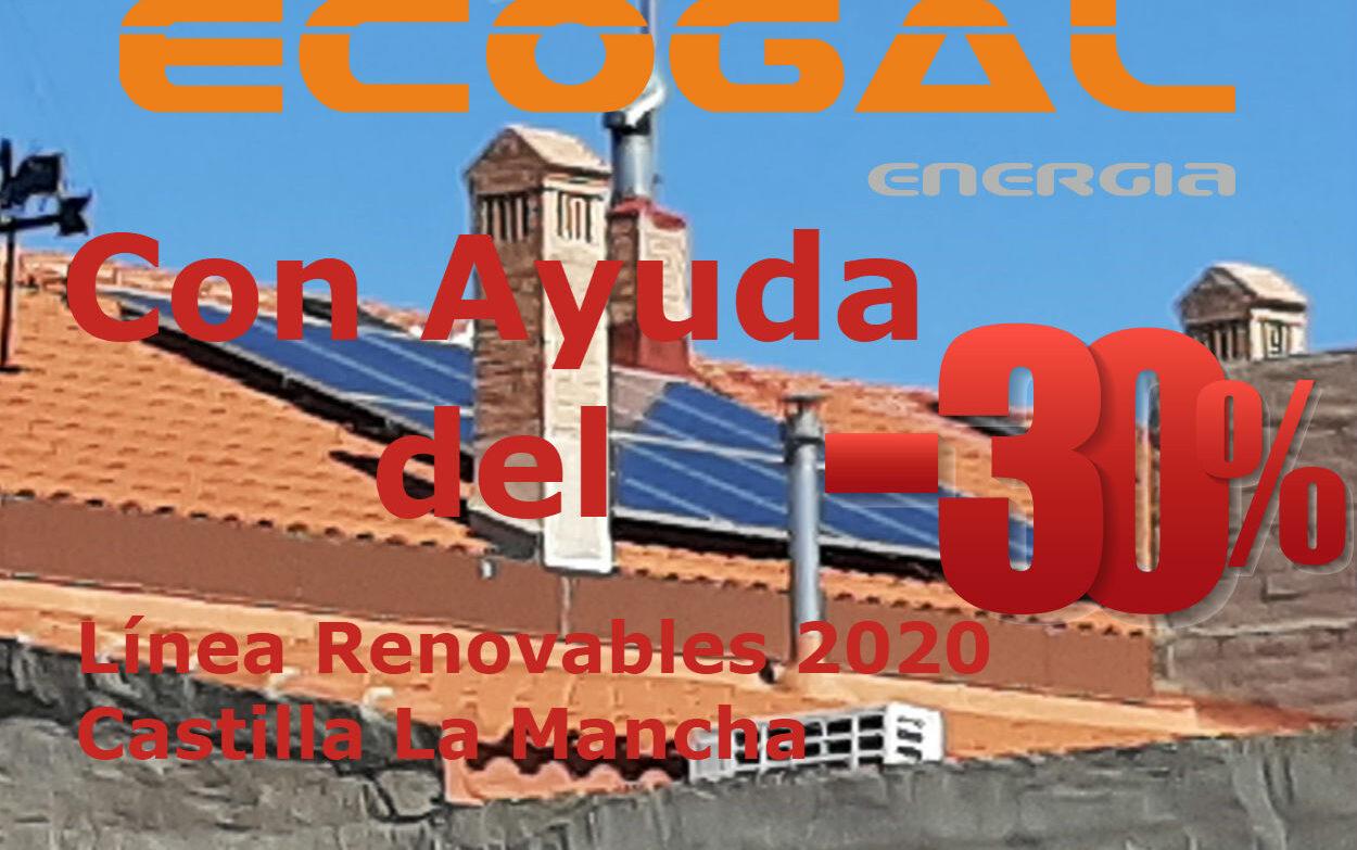 Instalación de Placas Solares en una vivienda de La Solana