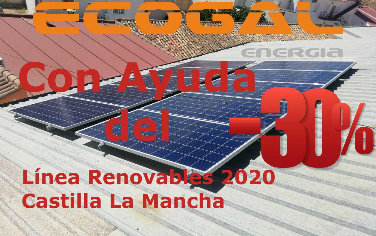 Instalación de Placas Solares en Vivienda en Albacete