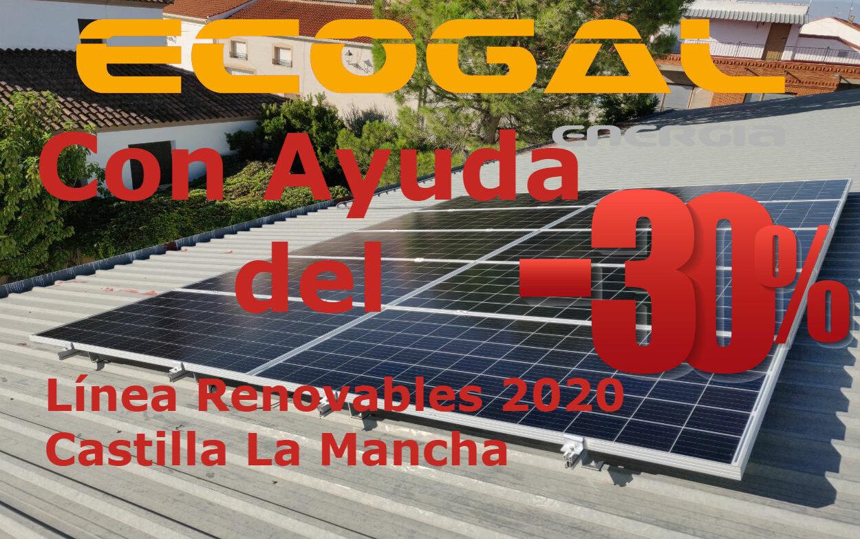 Autoconsumo Solar en una vivienda de Villarrobledo