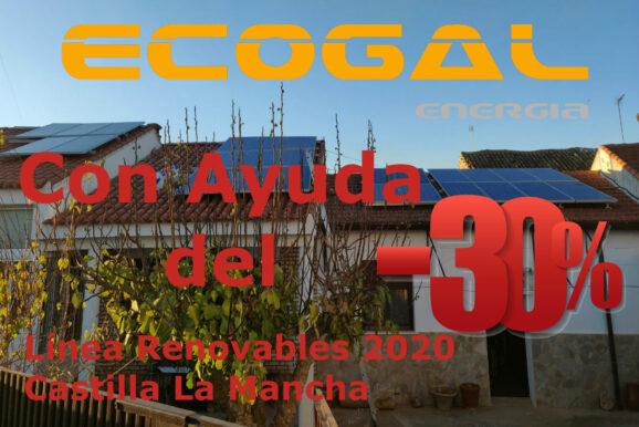Energía Solar en Casas de Haro (Cuenca)