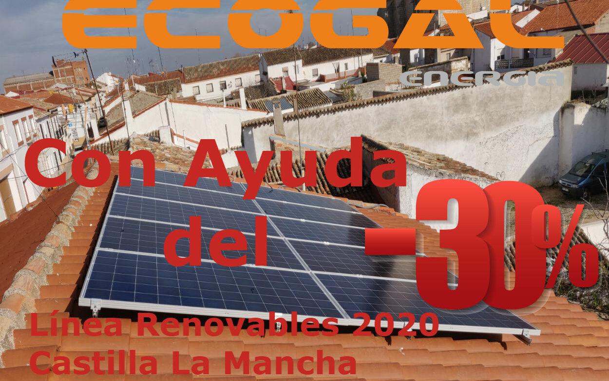 Instalación de Autoconsumo Solar en la provincia de Cuenca