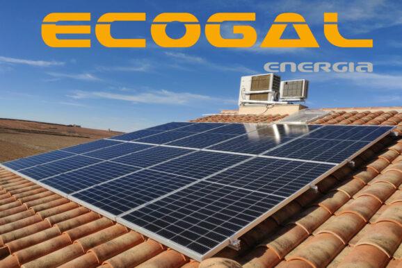 Instalación Paneles Solares en una Vivienda de Mota del Cuervo