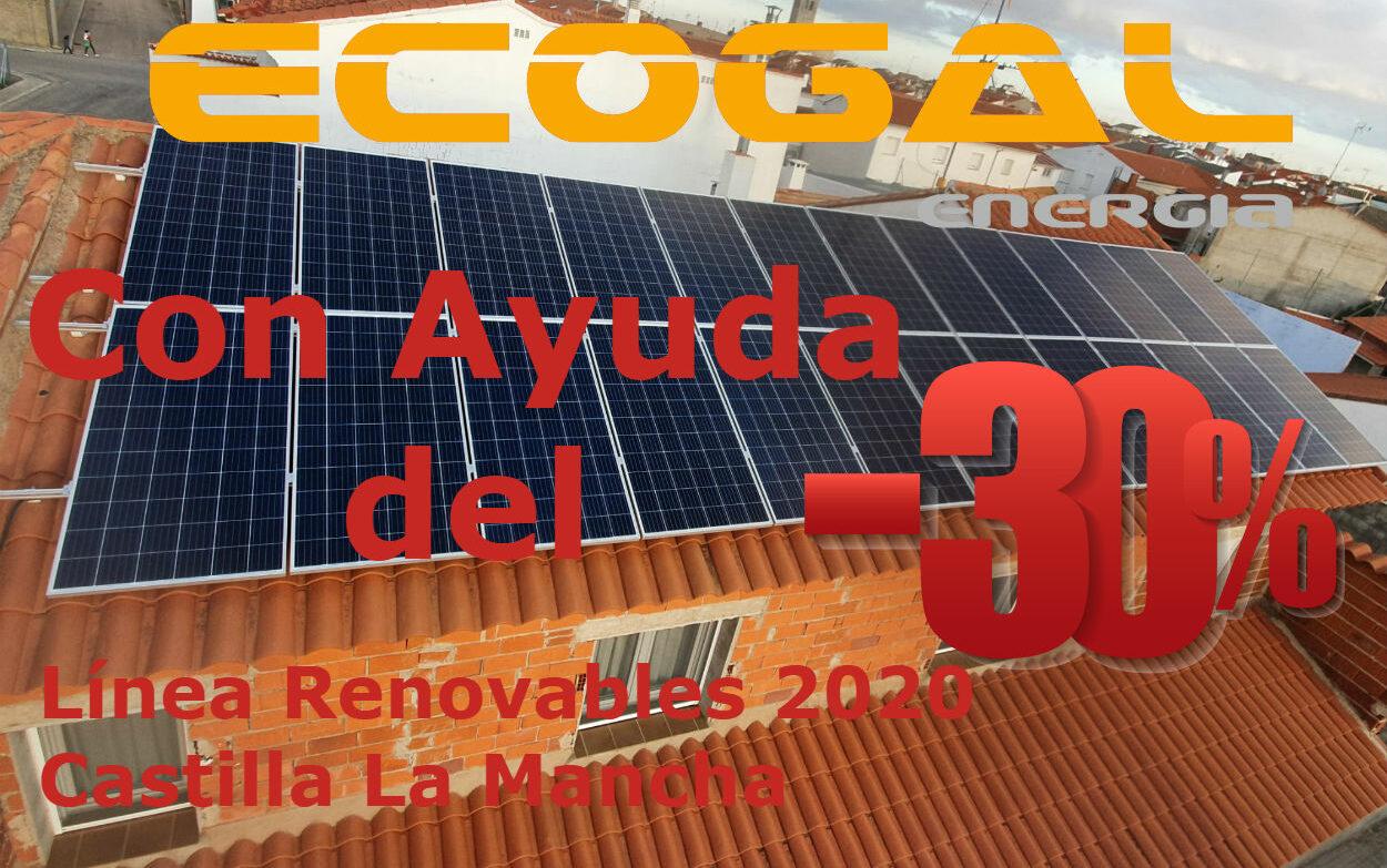 VIVIENDA CON PLACAS SOLARES EN CUENCA