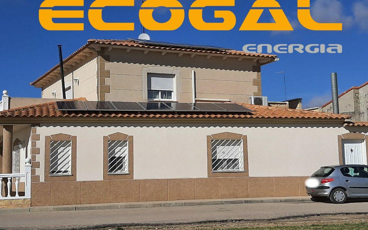 Autoconsumo en Cuenca . Instalación de placas solares en El Provencio