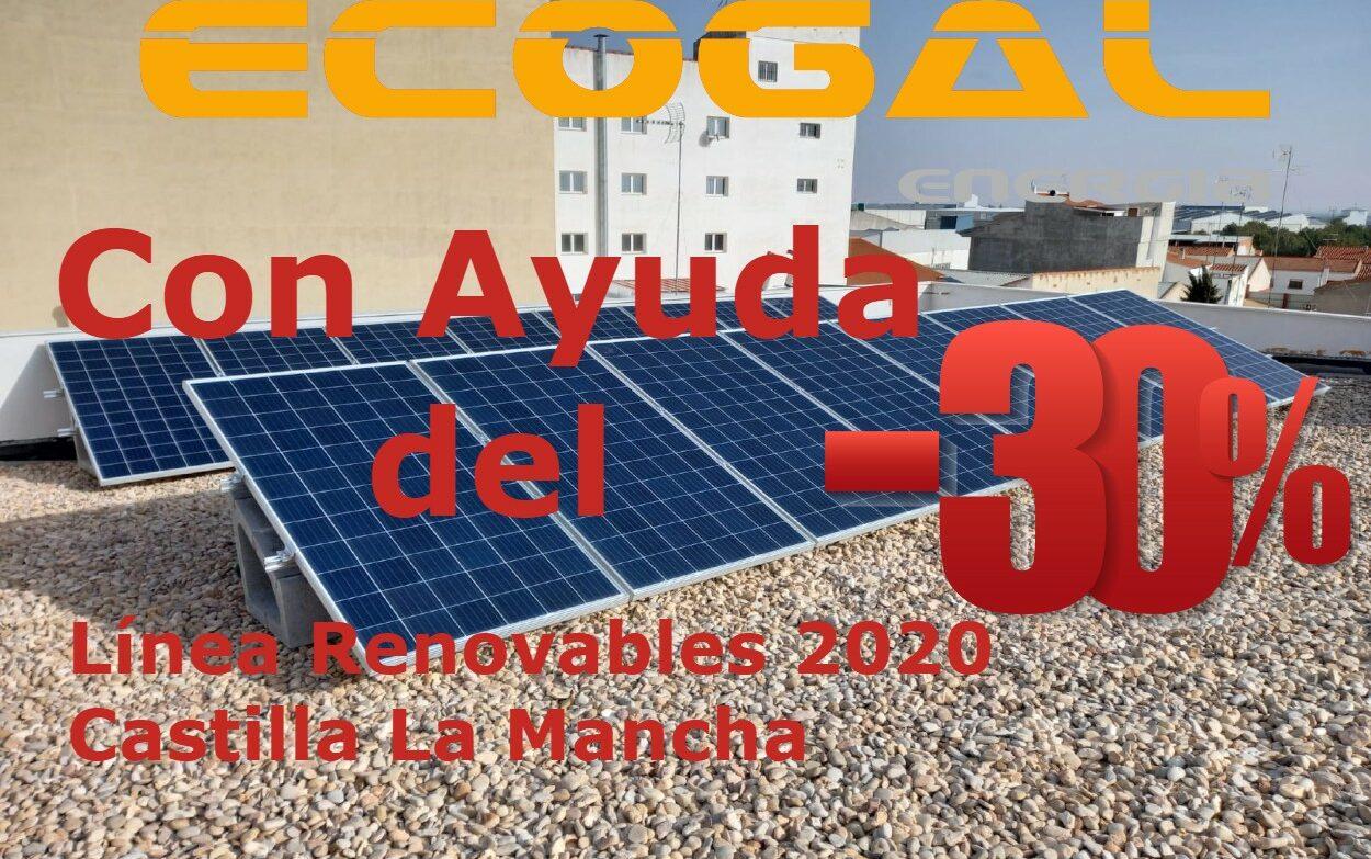 Autoconsumo Solar en Villarrobledo de 5,28 Kwp