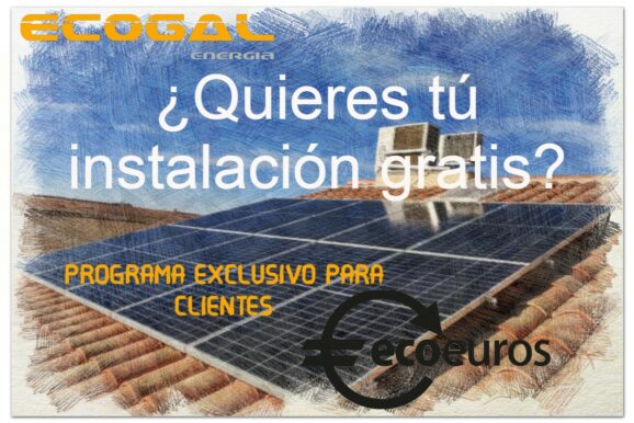 Programa EcoEuros de Ecogal Energía.