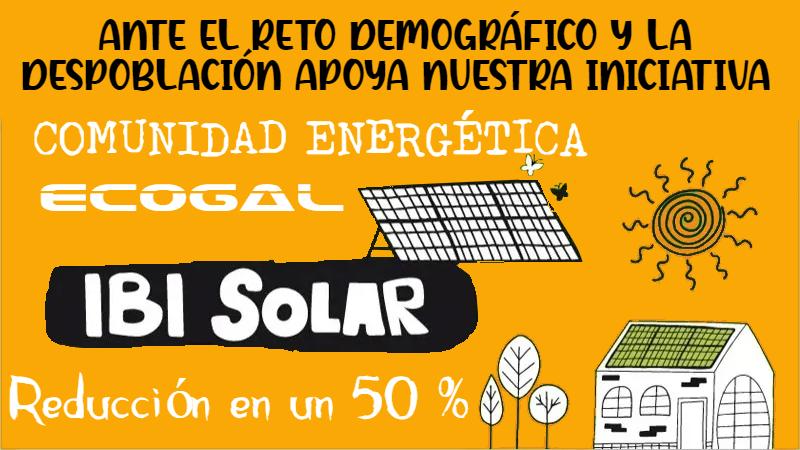 Bonificación del IBI para instalaciones en autoconsumo solar