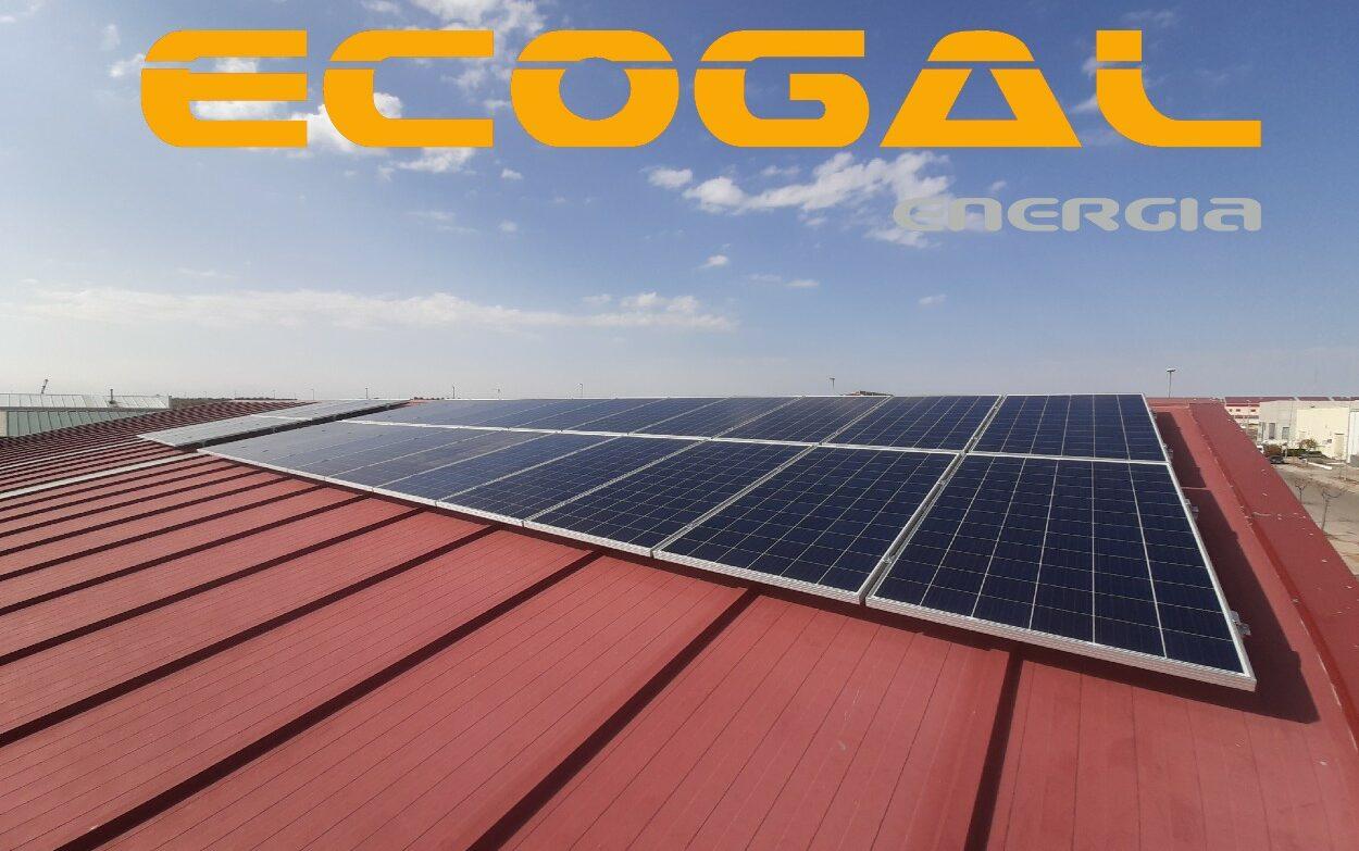 Instalación Placas Solares en Las Pedroñeras con cámara frigorífica