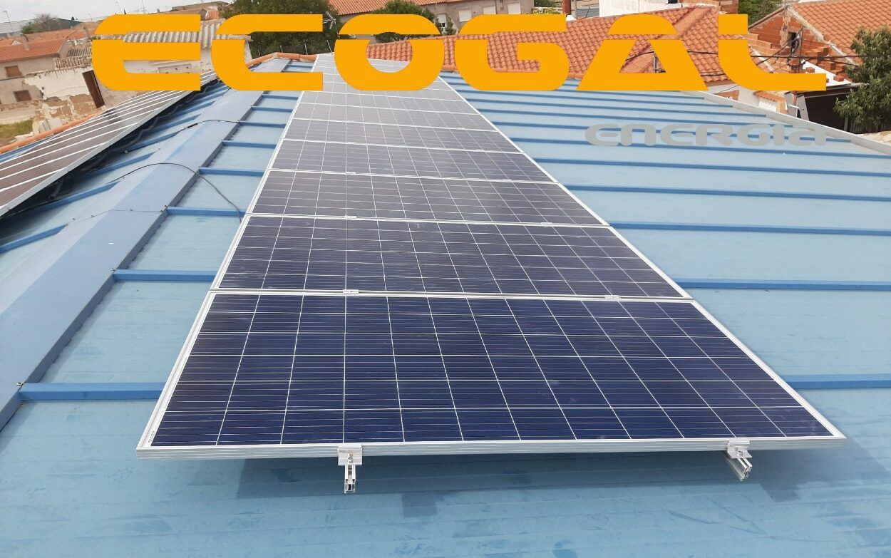 Ahorrando con Autoconsumo Solar vivienda en Cuenca.