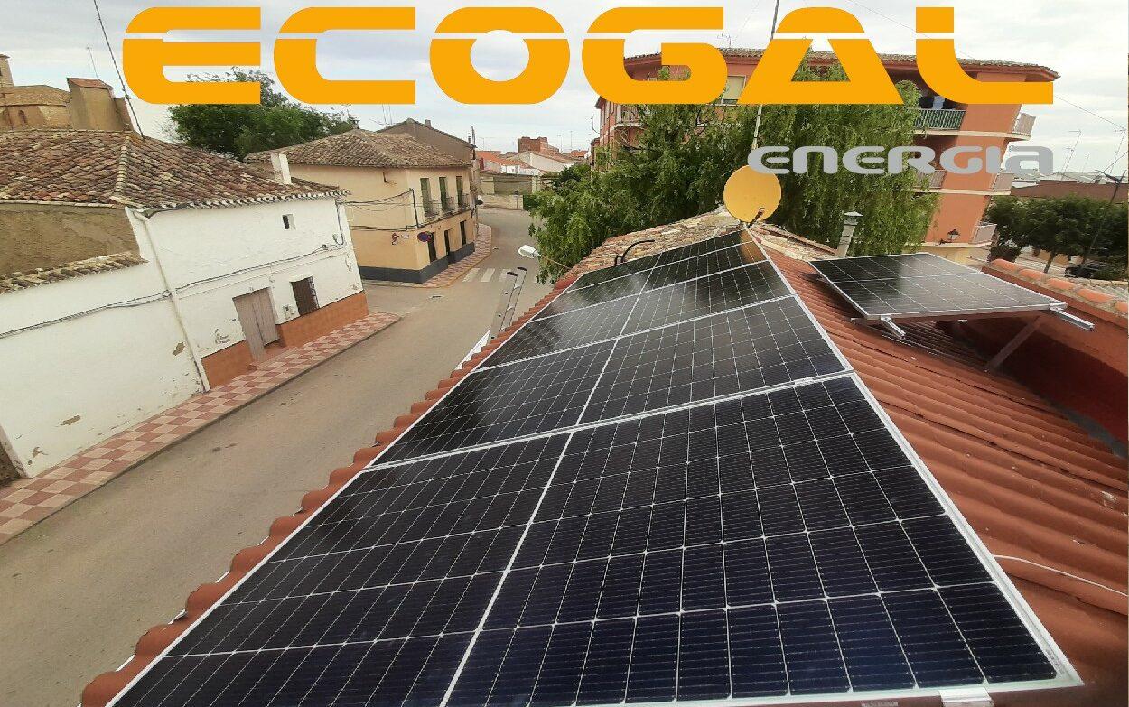 Instalación Autoconsumo Solar para un Estanco de 3 Kw.