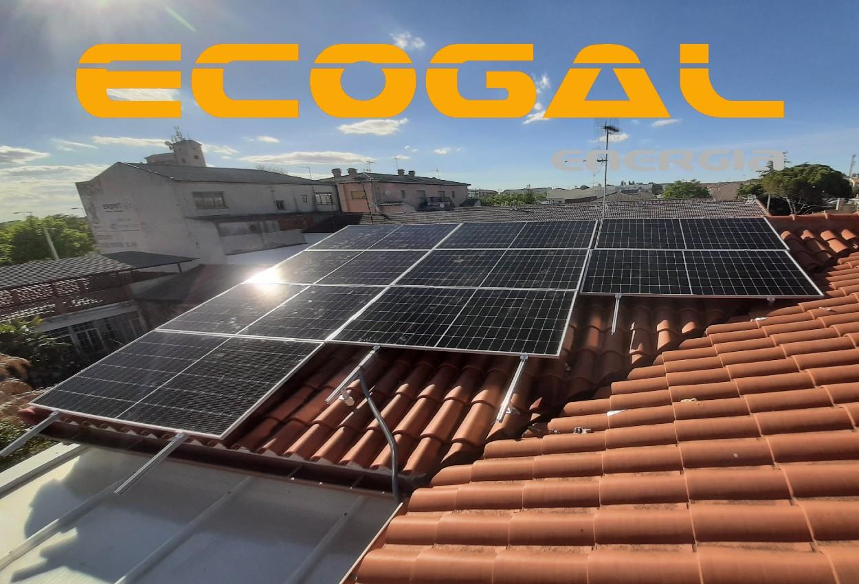 instalación autocoonsumo solar
