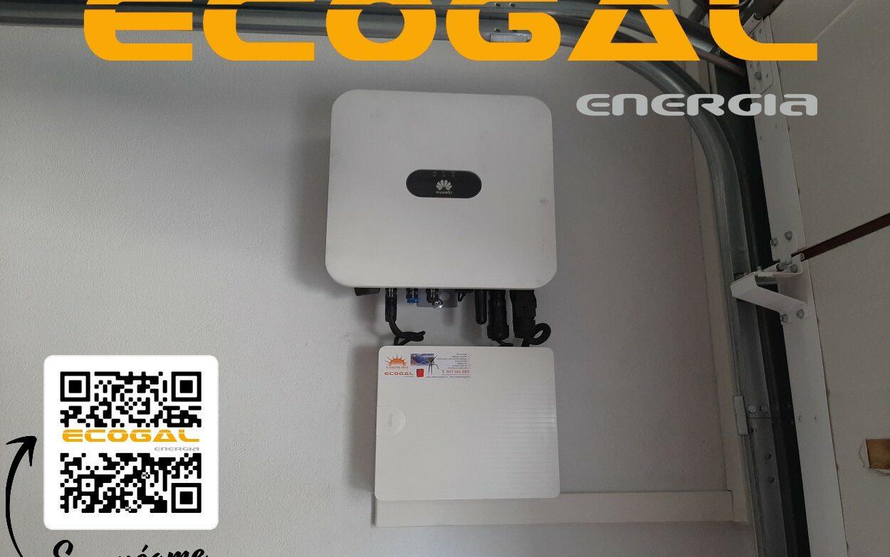 Instalación de 3,5 Kwp de placas solares en Villarrobledo