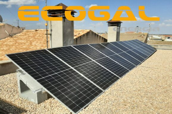 Autoconsumo Solar en Las Pedroñeras de 5.445 Wp