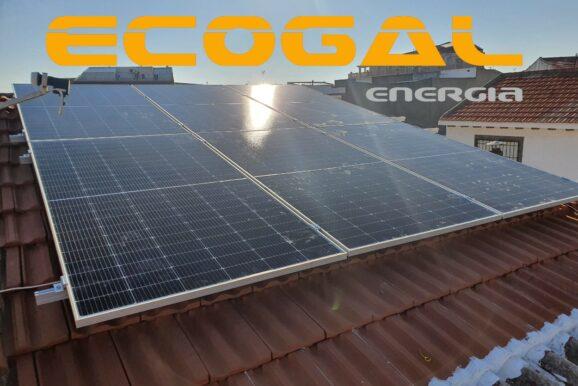 Autoconsumo Solar en Pedro Muñoz de 3 Kw.