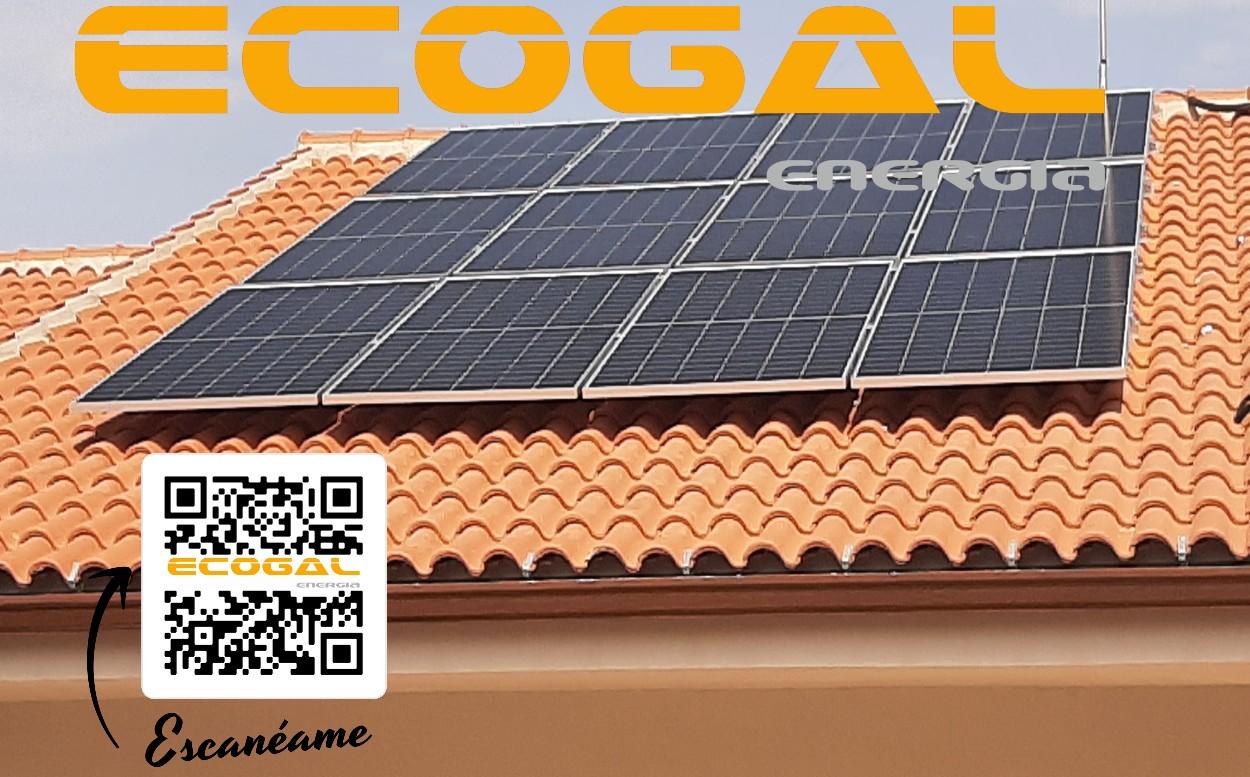 Instalador de placas solares en las Pedroñeras.