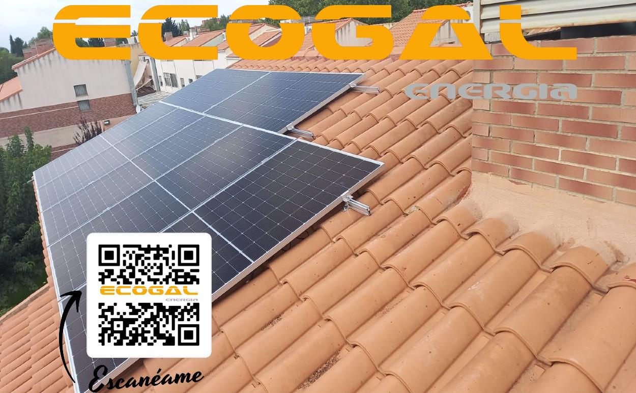 Autoconsumo residencial en Albacete con baterías de 5 Kwh