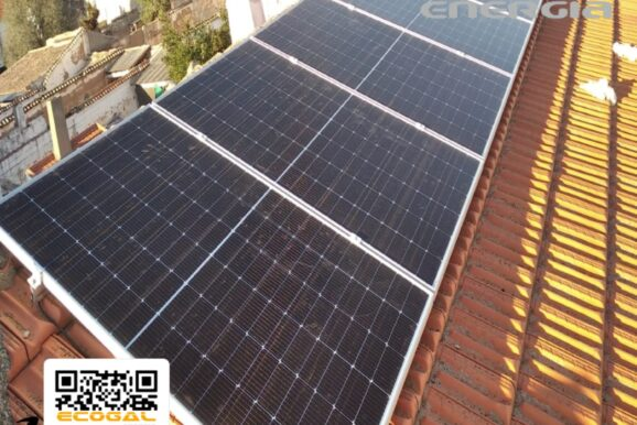 Placas Solares en Cuenca en la localidad de El Provencio.